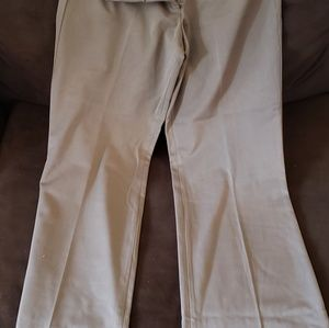 EXPRESS Women's size 6 regular Flare  dress pants.